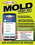 ProLab Mold Test Kit For Home For Air And Surface Testing - Mold Test Kit Includes Expert Consultation, Pre-Paid Return…