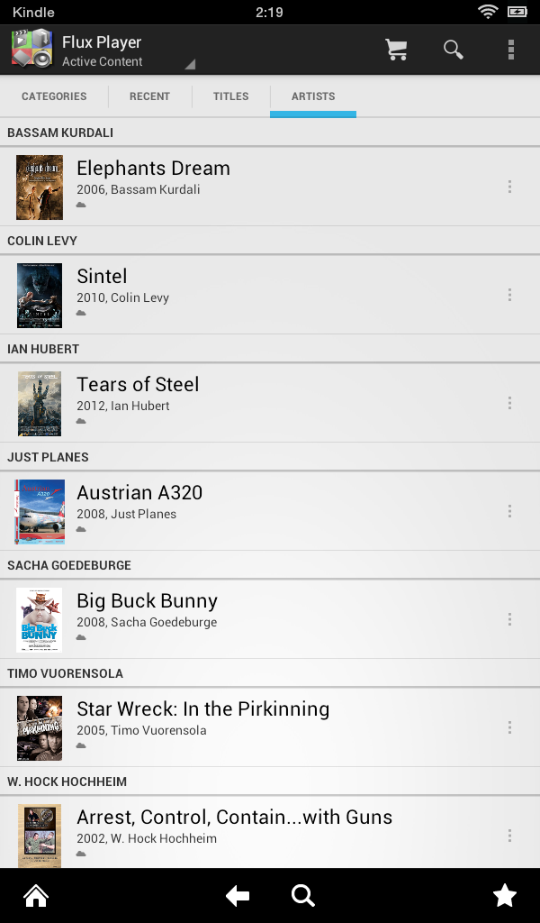 Amazon.com: Flux Player for Kindle: Appstore for Android