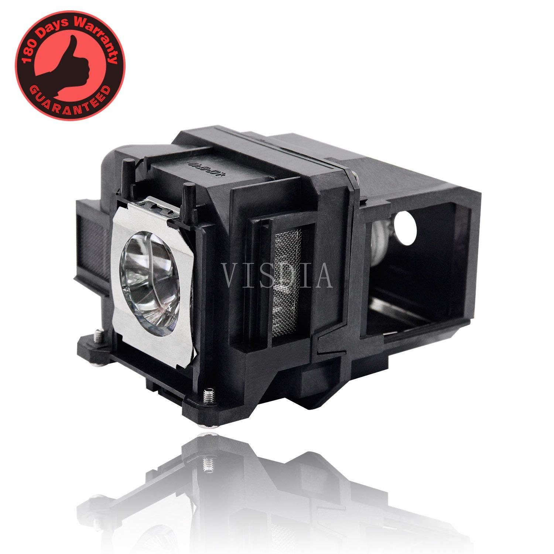 Woprolight ELP LP78 - Lámpara de repuesto con carcasa para ...