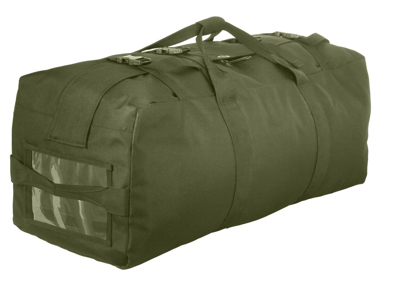 Amazon.com   Rothco Improved GI Type Duffle Bag   Sports   Outdoors 2d7f9cfb6eb