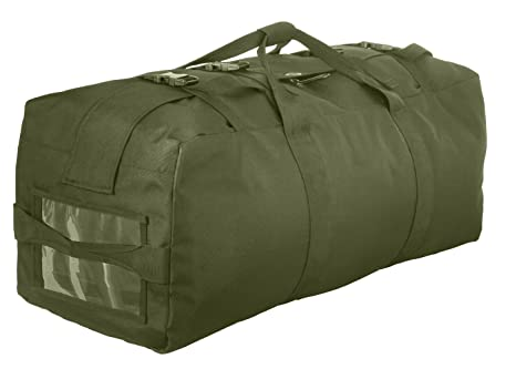 Amazon.com   Rothco Improved GI Type Duffle Bag   Sports   Outdoors 787877bca33d4