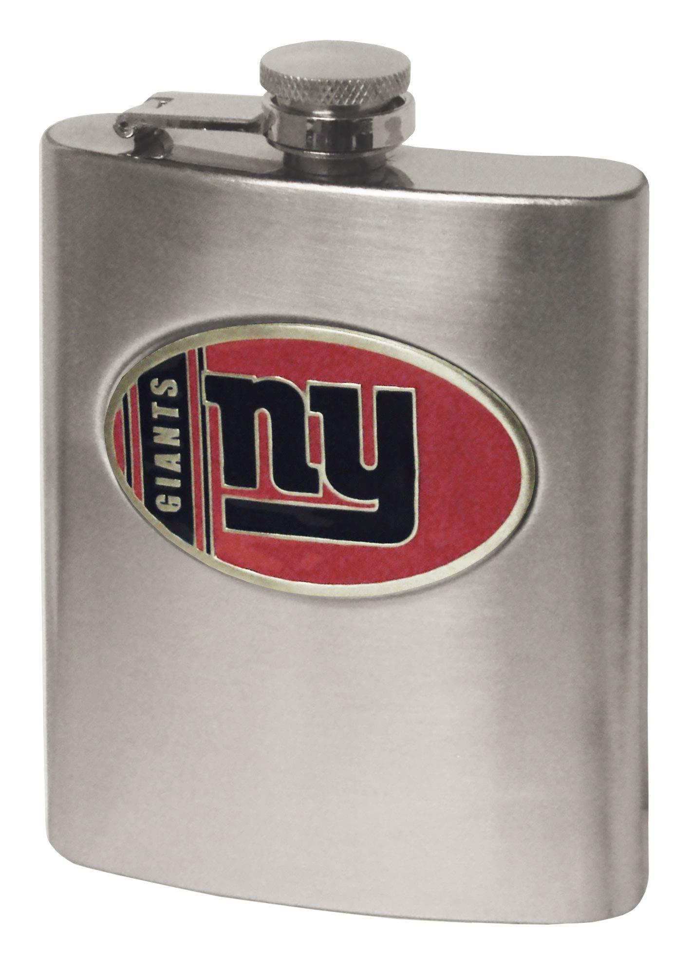 NFL New York Giants Hip Flask