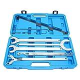 8MILELAKE Water Pump Fan Clutch Holder Tool Kit