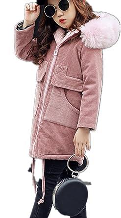 Kinder Mädchen Jacke Outdoor Mantel Herbst Trenchcoat Parka Winter Mäntel Jacken