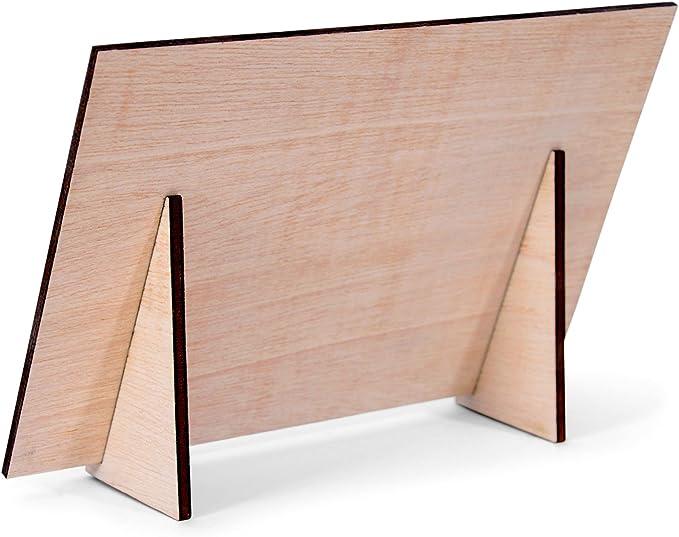 Wogenfels - Cuadro de Madera Ceiba (15 x 10 cm) | Grabar tu Foto ...