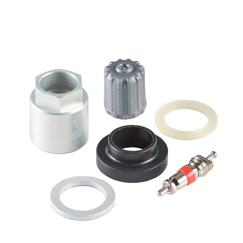 1x TPMS Kit reparacion válvula 005 para sensor Cub Uni | TPMS sensor de monitereo de neumáticos | Sensor de presion