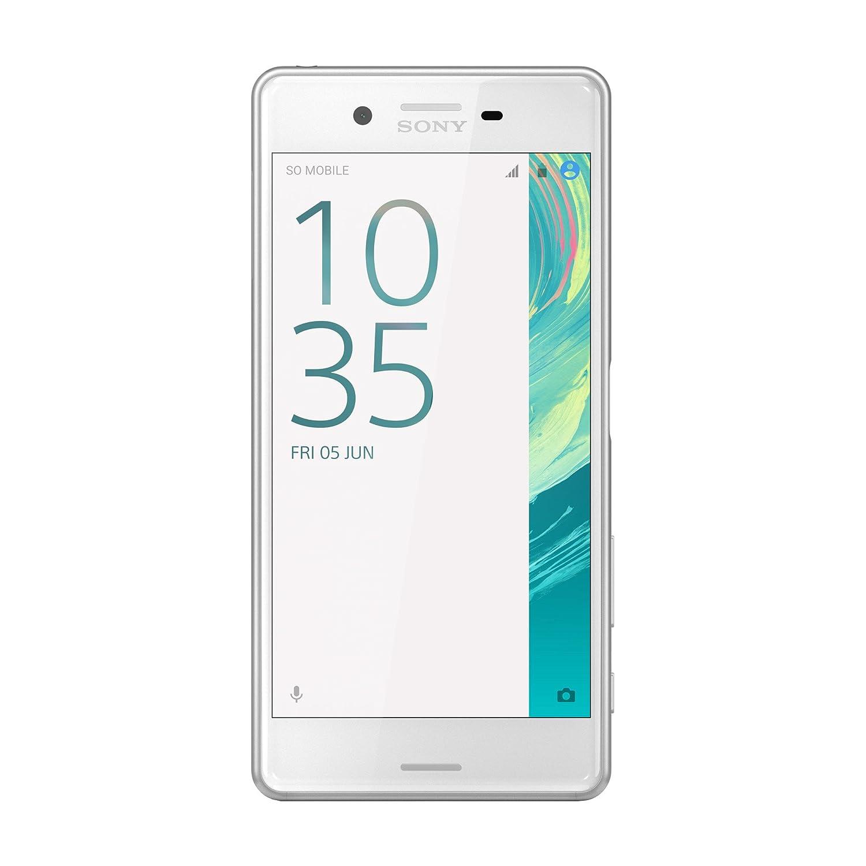SIMフリー Sony Xperia X Performance Dual F8132 4G LTE (White/ホワイト) [並行輸入品]   B01H9N6JMS