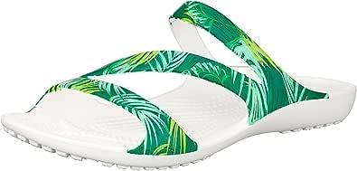 Crocs Women's Kadee II Sandal | Summer Sandals for Women | Slides for Women womens Sandal