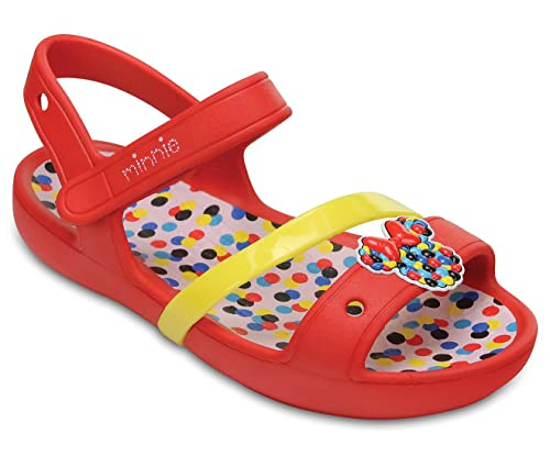 5c734cfb6 Image Unavailable. Image not available for. Colour  crocs Lina Minnie Girls  Sandal ...