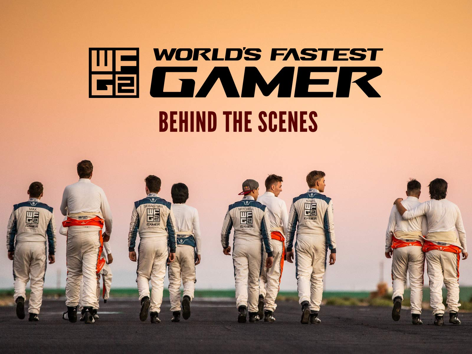 World's Fastest Gamer 2: Behind the Scenes on Amazon Prime Video UK