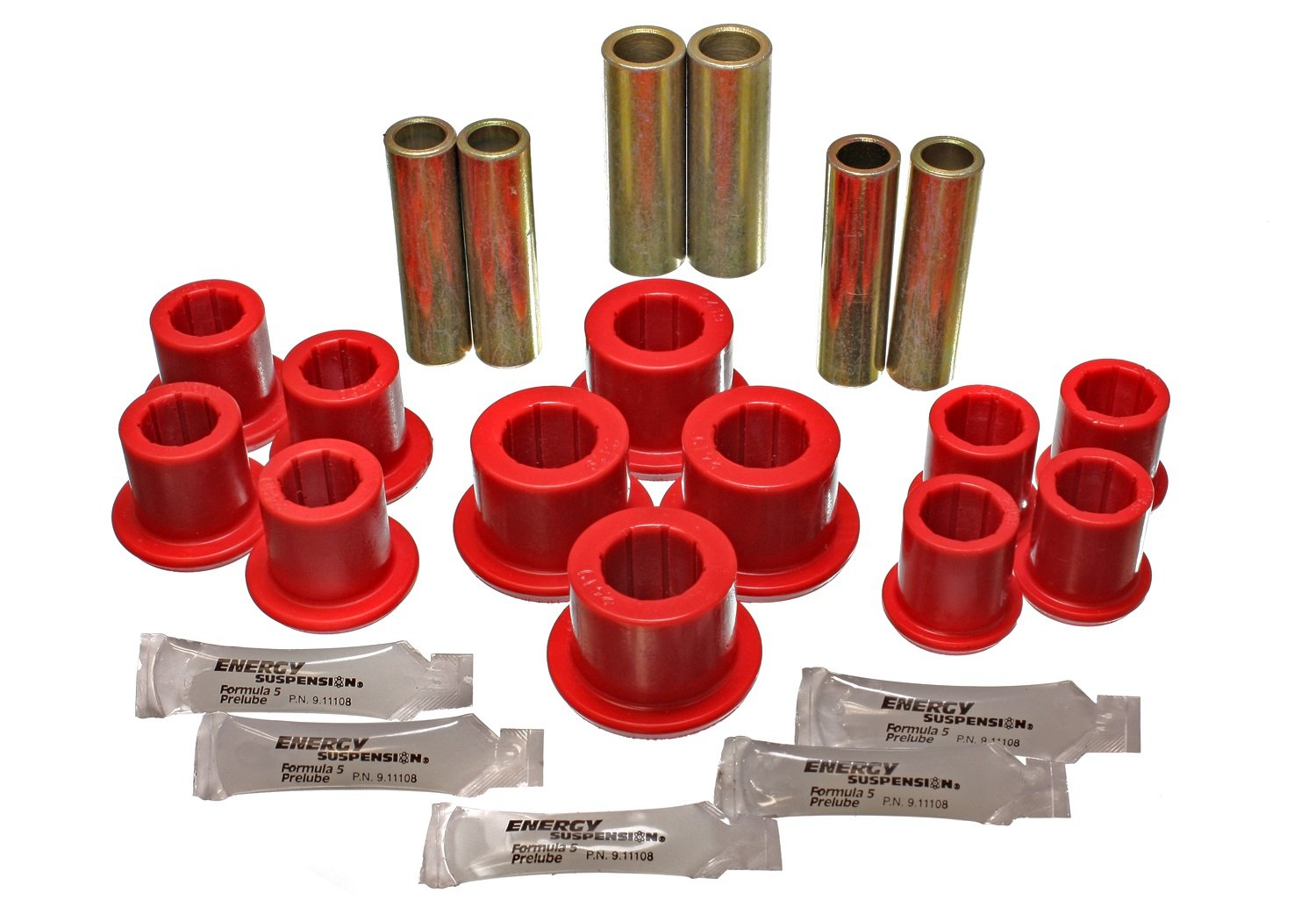 Energy Suspension 4.2150R Rear Spring Bushing for Ford