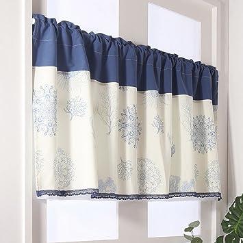 Silk Road Kitchen.Amazon Com Silk Road Kitchen Cloth Short Curtains Window