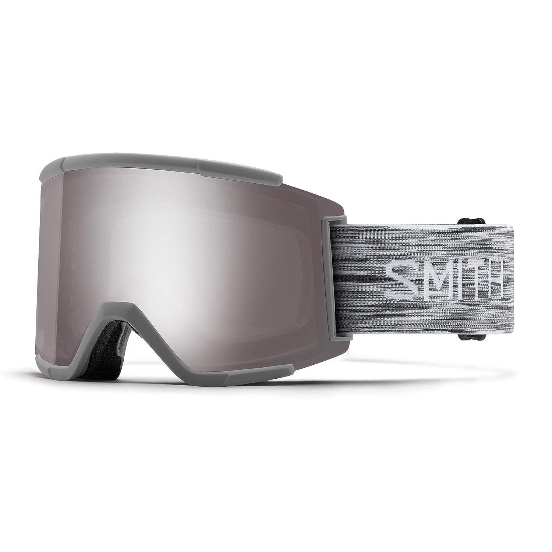 Smith Squad XL XL XL Brille Cloudgrau M B07G4799JH Skibrillen Internationale Wahl 726e56
