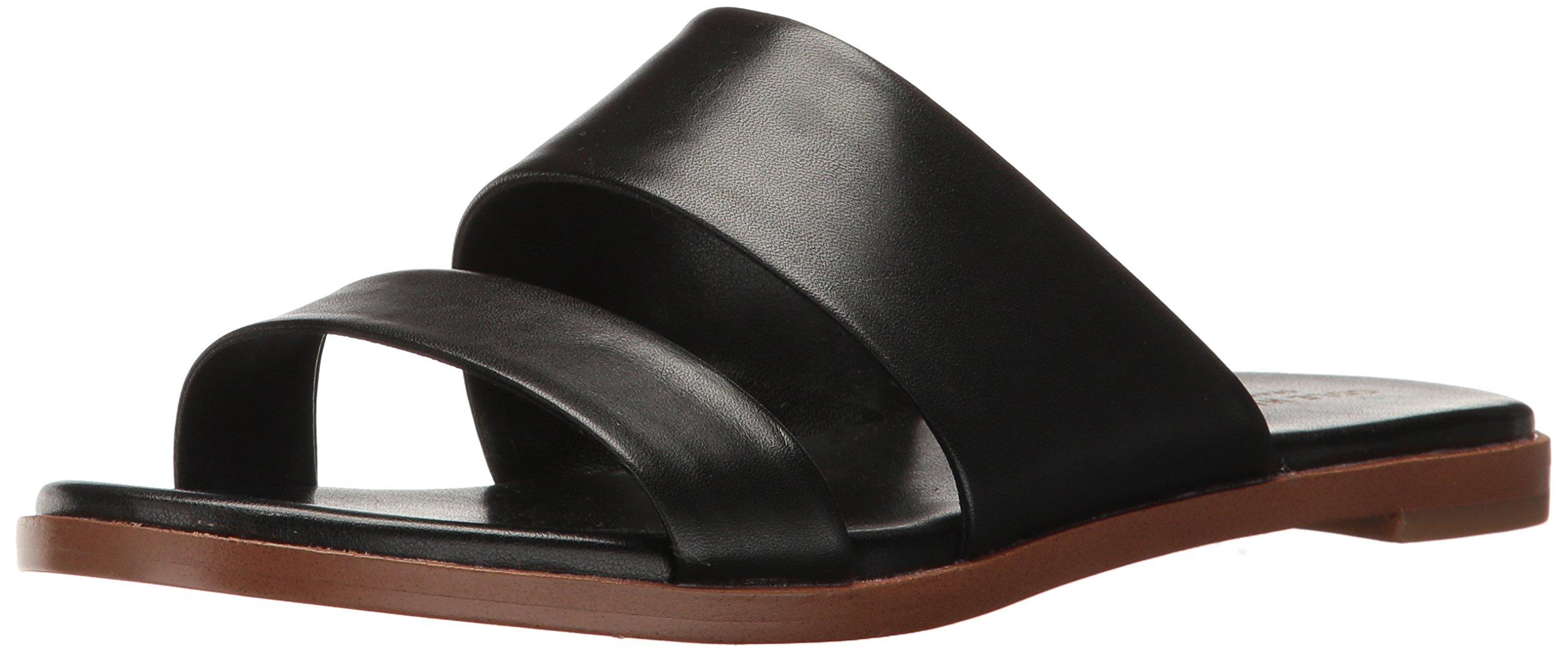 Cole Haan Women's Anica Slide Sandal, Black, 9.5 B US