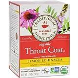 Organic Lemon Echinacea Throat Coat® 16 Bags