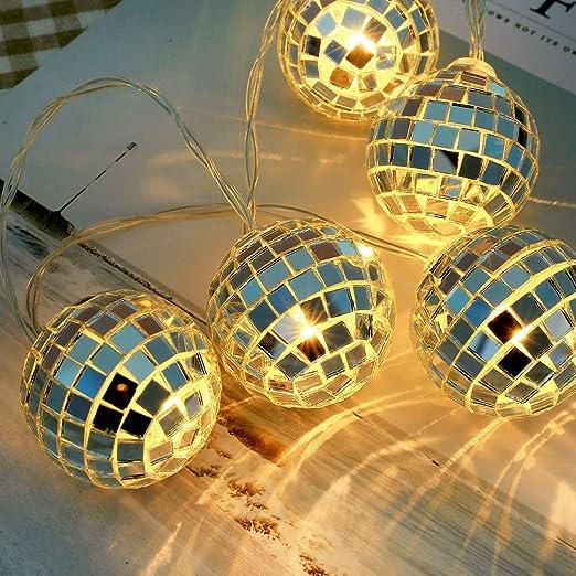 bloatboy Cadena de Luces LED, 10 Luces LED para decoración de ...