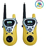 Smiles Creation Walkie Talkie Toy, Multi Color