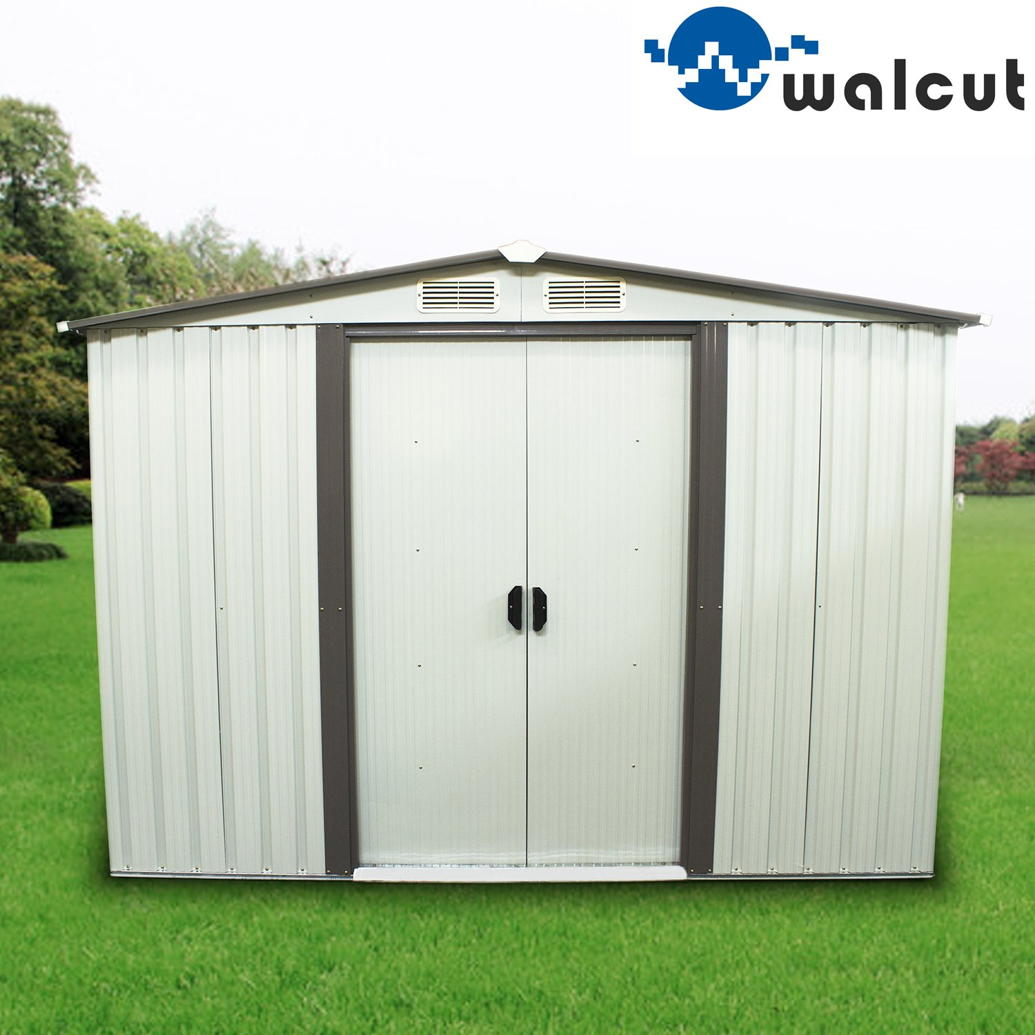 Ustl Garden Shed without床 8ft X 6ft USTL1009 B016JQRDPI