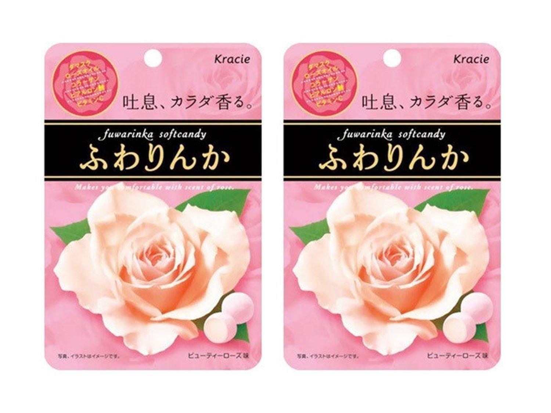Amazon Japan Kracie Fuwarinka Beauty Rose Candy Office Products