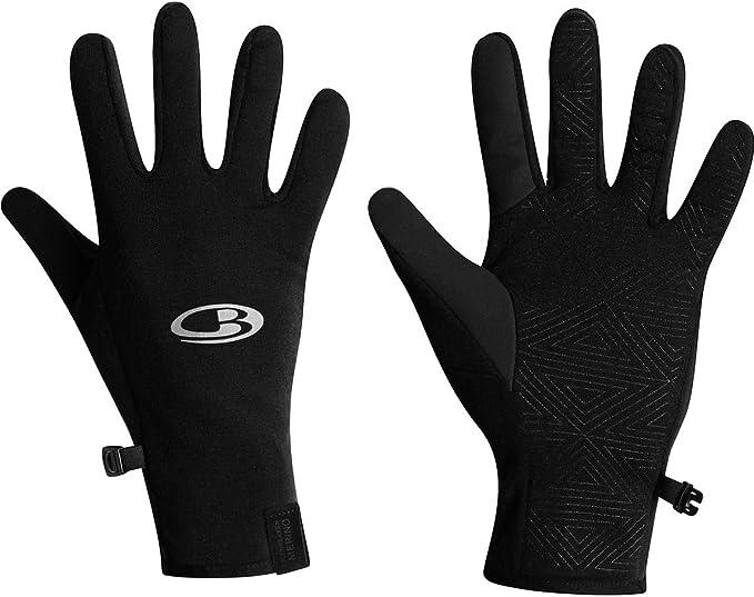 Icebreaker Handschuhe Quantum Gloves Guantes, Unisex: Amazon.es: Ropa y accesorios