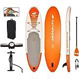 Amazon Com Hydro Force Aqua Journey Inflatable Stand Up