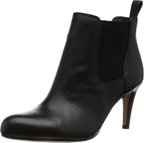 Clarks CARLITA QUINN Ankle boots black. Sole: synthetics