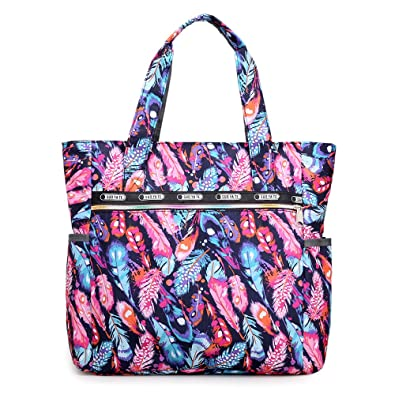 Amazon.com: Mujer de bolso de viaje de nailon bolsa de ...