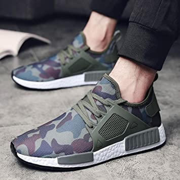 Men's Sneakers Casual Lace Up Breathable Sports Running Sport Gym Shoes Gifts 6F0PHW