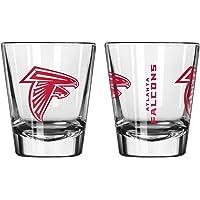 Eastern Michigan University Eagles-2 oz Shot Glass