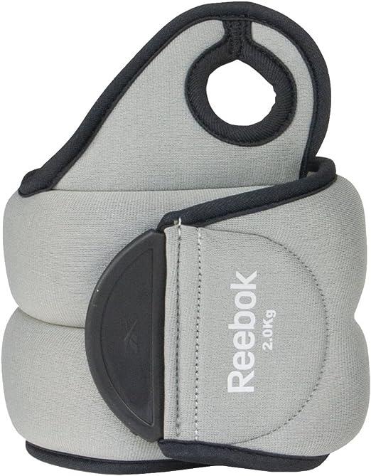 Reebok Gewichte Wrist Weights, Thumblock (2 kg) black