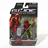 G.I. Joe 'The Rise Of Cobra' Crimson Neo-Viper COBRA Royal Guard Fi...