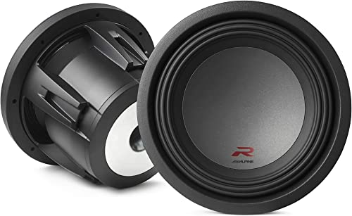 Alpine Type R 12 Inch Car Audio Subwoofer review
