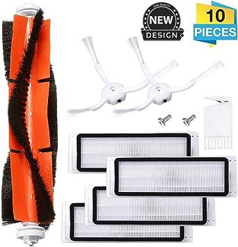 Für Xiaomi S50 MI Roborock Vacuum Staubsauger Filter Roboter Ersatzteil Zubehör