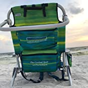 Amazon Com Tommy Bahama Backpack Beach Chairs With One