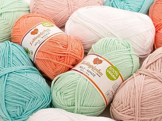 Myboshi Wollpaket Baby Wolle Zum Häkeln Oder Stricken In
