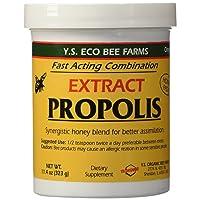 YS bee Farms - Propolis Extract in Honey - 11.4 oz