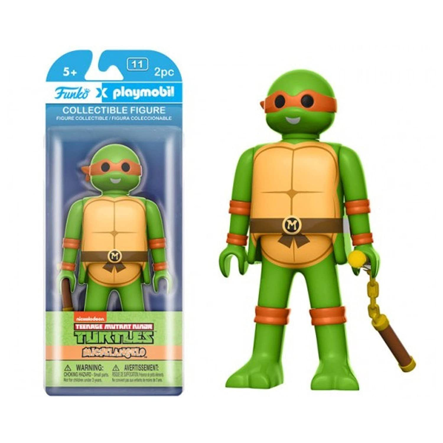 Amazon.com: Teenage Mutant Ninja Turtles - Michelangelo ...