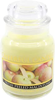 product image for A Cheerful Giver Fresh Peeled Macintosh Jar Candle, 6-Ounce