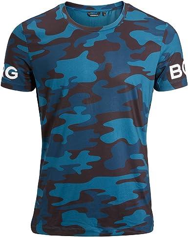 Bj/örn Borg Borg tee Men Camisetas para Hombre