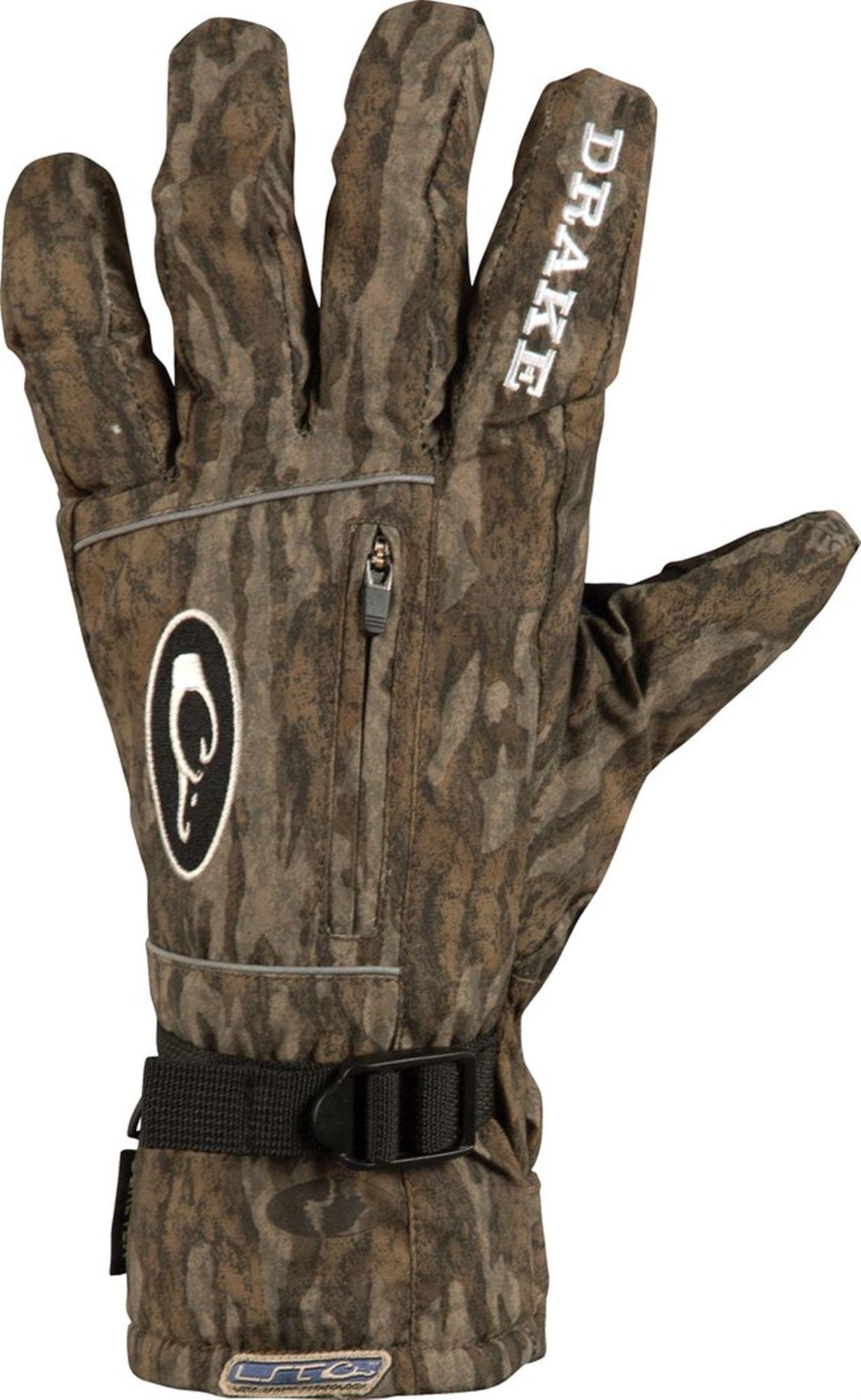 LST Refuge HS GORE-TEX Gloves Bottomland Medium by Drake