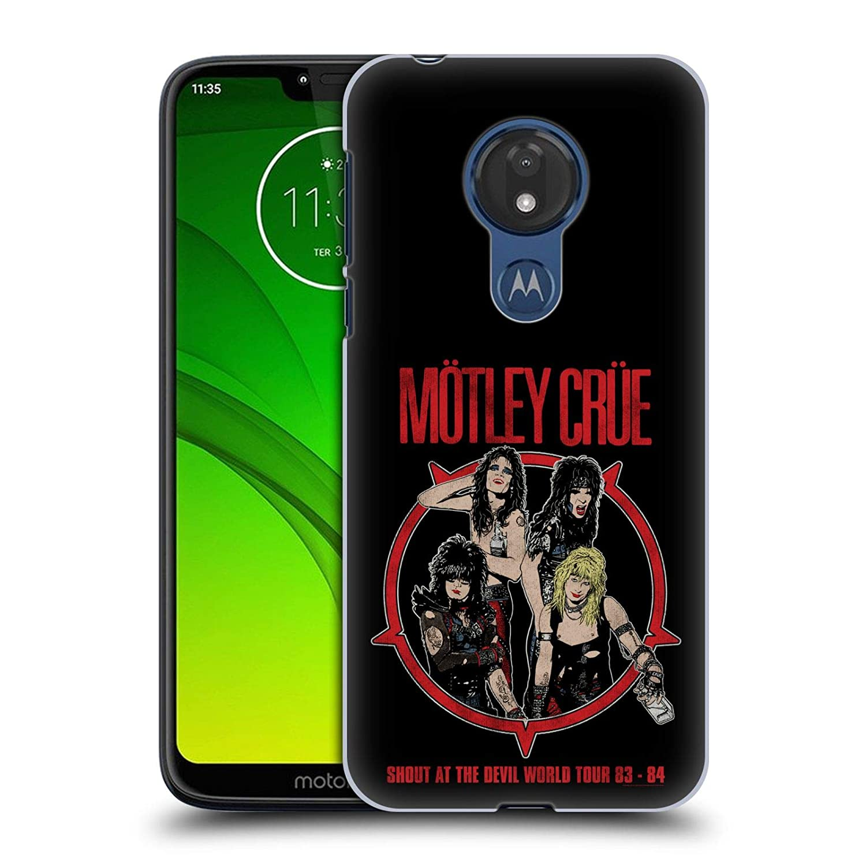 Amazon.com: Official Motley Crue SATD Tours Hard Back Case ...