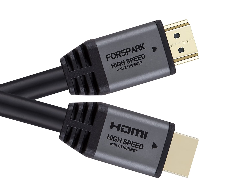HDMI-Kabel, 4.5m, von FORSPARK – HDMI 2.0: Amazon.de: Elektronik