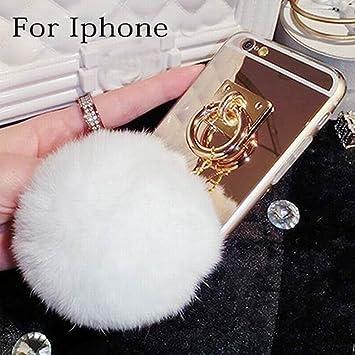 coque avec pompon iphone 7