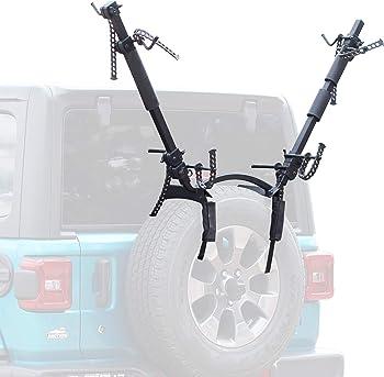 Let's Go Aero TireBiter 2-Bike VRack