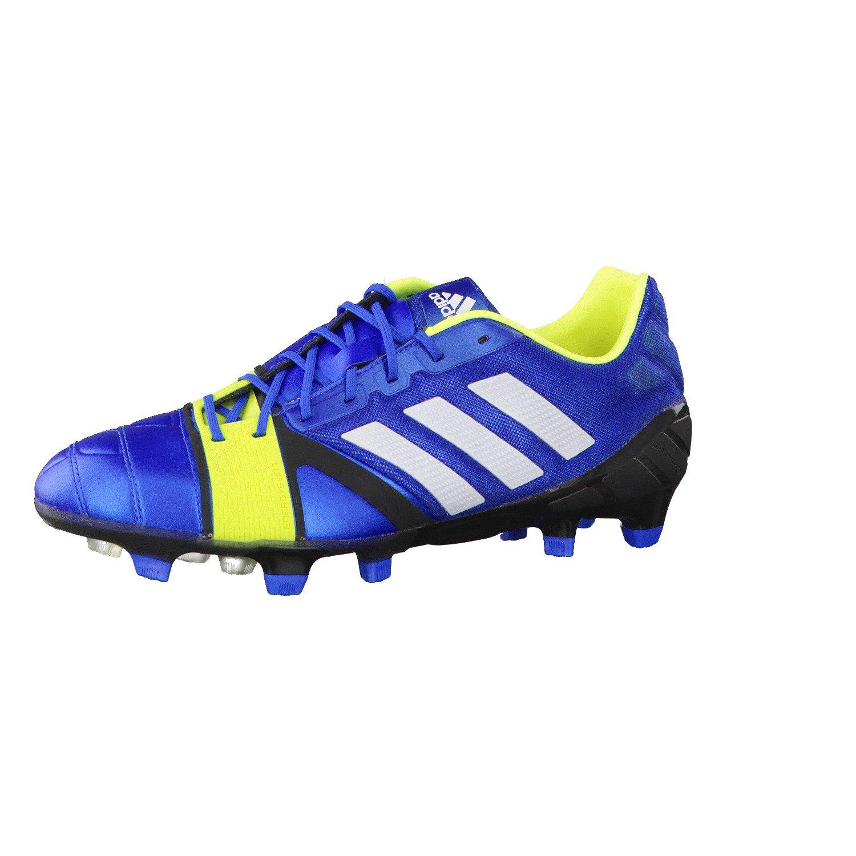 L44753 Adidas Nitrocharge 1.0 TRX FG Blau 40 2 3 UK 7