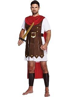06e55c65047 Burgundy Tunic Mens Fancy Dress Roman Greek Medieval Book Day Adults ...