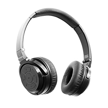 17993938a65 SoundMAGIC P22BT Wireless Portable Audio Headset with Bluetooth 4.1 and NFC  for Fast Connection