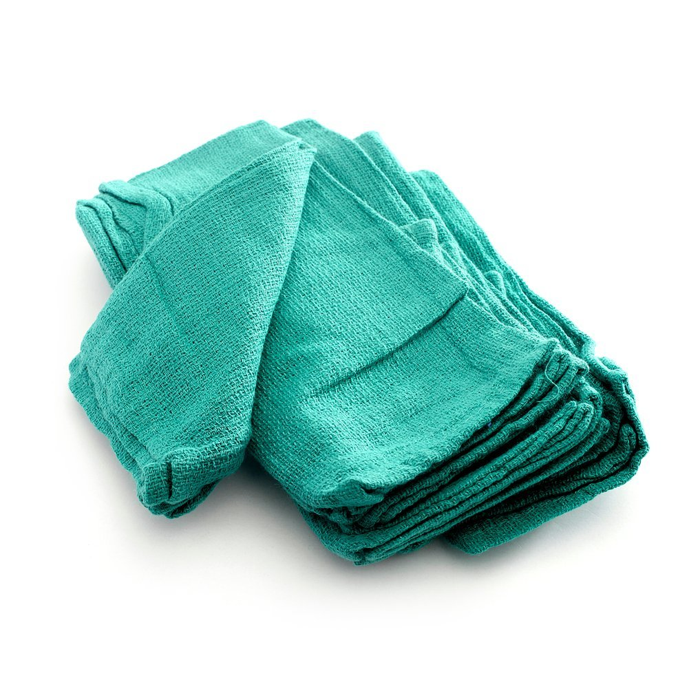 MediChoice Sterile OR Medical Towels, 16x24 inches, Green, 1314ORT100GX (Case of 100) by MediChoice (Image #1)
