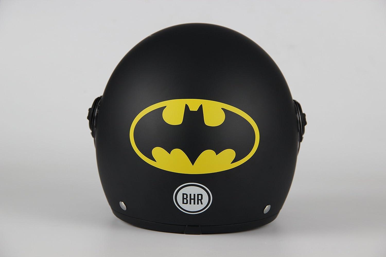 Casco Demi-Jet One 801 L Batman Bimbo BHR