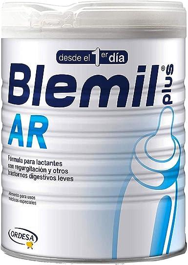 Blemil Plus Leche de Inicio, Efecto AntiRegurgitamiento, 800g ...